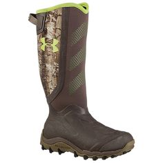 Under Armour Haw 2.0 Rubber Hunting Boots for Men | Bass Pro Shops - SIZE 10.5