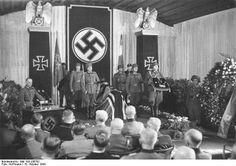 The Funeral Of Erwin Rommel
