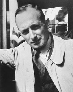 After the defeat of the Third Reich in May 1945 Adolf Eichmann, the RSHA specialist on Jewish matters, was arrested by the American forces near Ulm, along with his long-standing adjutant SS- Obersturmfuhrer Rudolf Janisch.