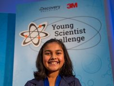Gitanjali Rao Winner  An 11-year-old has become 'America's Top Young Scientist' for her sensor detecting lead in water