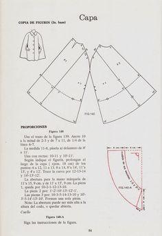 romi w: patrones de capas