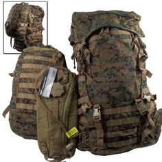 New Gen2 ILBE Assault pack and Camelbak Hydration system * More info could be found at the image url.(This is an Amazon affiliate link and I receive a commission for the sales)