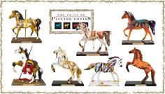 Painted Ponies, the most collectable art in the world.