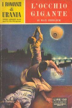 39  L'OCCHIO GIGANTE 30/3/1954  THE BIG EYE  Copertina di  C. Caesar   MAX EHRLICH