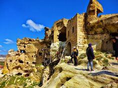 Panoramio - Photos by İsmail AKPINAR > NEVŞEHİR-Çavuşin