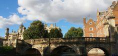 Cambridge - Wren Bridge - St John's College
