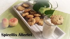 Spirellis Allerlei: {Süße Kleinigkeiten} Schoko-küsst-Erdnussbutter-Cookies
