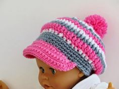 Değişik  Çocuk  Şapka  Modelleri