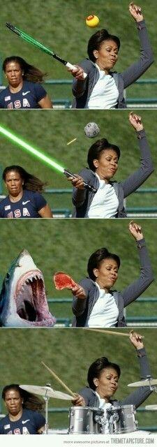 Michelle Obama Meme