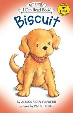 Buy Biscuit's My First I Can Read Book Collection by Alyssa Capucilli at Mighty Ape NZ. Read along with Biscuit!Let Biscuit introduce your child to the joys of independent reading. The little puppy's gentle nature and playful ways have ma. I Can Read Books, Good Books, Children's Book Characters, Easy Reader, Shared Reading, New Readers, Animal Books, Child Love, Learn To Read