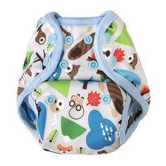 Outdoorable - Tuck-Wrap-Go Cover - Size 1 (Newborn/SM) – Nuggles Designs Canada #clothdiapers #newborndiapers #diapers #clothdiapercover