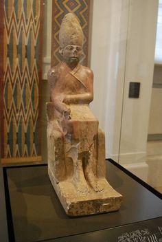 Egyptian King Khasekhem, Dynasty 2 --- by konde