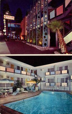 Carolina-Hollywood Motel, California