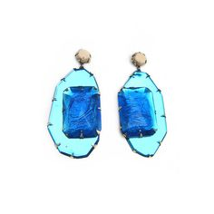 Nikki Couppee, Sapphire Drops – Mora Designer Jewelry