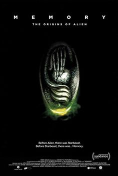 Memory: The Origins of Alien : The untold origin story behind Ridley Scott's Alien - rooted in Greek and Egyptian mythologies, underground comics, the art of Francis Bacon, and the dark visions of Dan O'Bannon and H. Elizabeth Shaw, Alien Vs Predator, Fan Service, Michael Fassbender, Alien Documentary, The Power Of Myth, Tom Skerritt, Watch Free Movies Online, Watch Movies