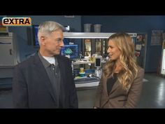 Mark Harmon on his NCIS family. - A man of few words in reality as well as the character of Gibbs. 'NCIS' Family - YouTube