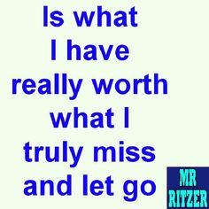 #MrRitzer #Value