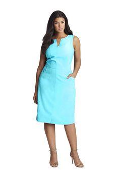 72a4546fb00e MYNT 1792 Seamed Sheath Dress Lovely Dresses