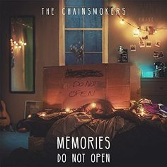 New The Chain Smokers Memories Do not  Open CD Japanese Edition Bonus Track f/s