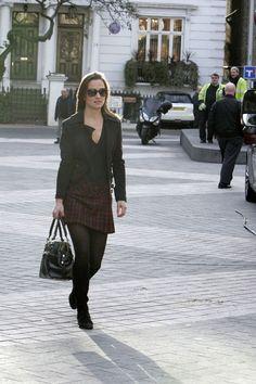 Pippa Middleton Photo - Pippa Walks to Work