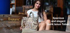 DISC 10% until 15 Desember 2015 PIERIS TUBAN TOTE BAG -TAMBAL  by: Kuppu Batik & Tenun  2.750.000,00  A new Batik Tenun bag in modern Tambal motifs from Tuban, combined with light grey  Italian cow leather. - 34X37X12cm (LxHxW) www.kuppubatiktenun.com  More info  Laura 08119103668 Pin BB 751E6162 #pieris #tambal #motif #tuban #indonesia #kuppu #handbag #handmade #indonesiaheritage #instabag #instabatik #tenun #style #womanstyle #womanfashion