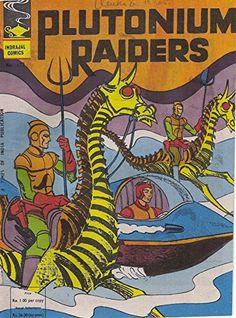 Indrajal Comics-172: Flash Gordon:Plutonium Raiders (1972)