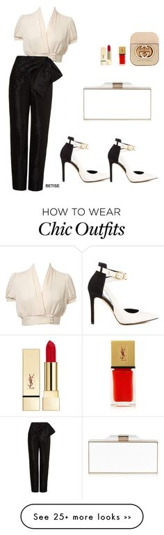 """CHIC... LOOK !"" by betty-sanga on Polyvore"