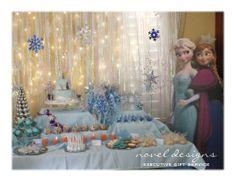 #Custom #Frozen #Dessert #Table #Birthday #Events #Party #Stylist #LasVegas