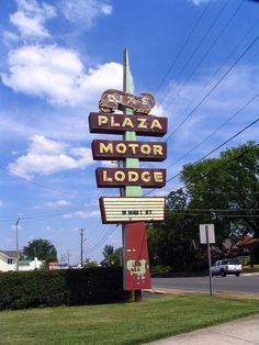 Dix's Plaza Motor Lodge | Flickr - Photo Sharing!
