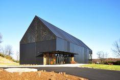Wild Turkey Bourbon Visitor Center,© De Leon & Primmer Architecture Workshop
