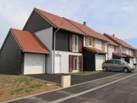 Maison bois individuelle – Construction groupées– Ossabois