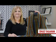 Bayan yeleğin 2. bölümü arka kısım - YouTube Dame, Knitting, Crochet, Youtube, Fashion, Weaving Techniques, Tejidos, Needlepoint, Sweater Vests