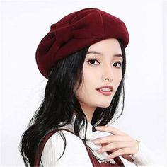 ed3ee82eb9e59 30 Best 2018 wool beret hat for women winter hats images