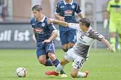 Zweitligaaufsteiger Arminia erkämpft sich ein 0:0 beim FC St. Pauli - drei Neuzugänge in der Startelf +++  Ein Punkt zum Auftakt