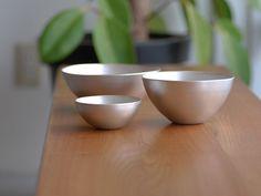 ❤ ryota aoki bowls s (all silver)