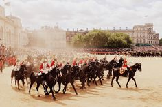 Tinza's Tiddley-Bits: {Trooping the Colour}