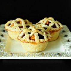 Individual Apple Pies by back4seconds