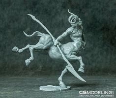 Michael Milano-Centaur Kit  $89 http://cgmodeling.com/shop/