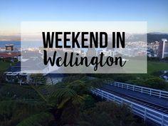 weekend in wellington
