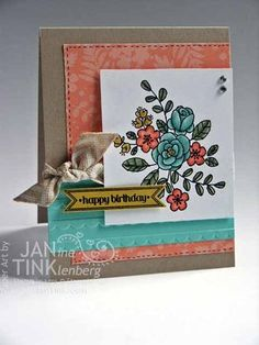 Stampin' Up! So Very Grateful