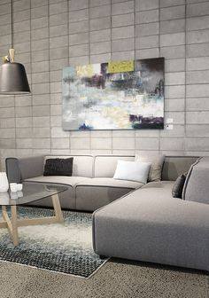 LUXURY FURNITURE | T.D.C | BoConcept Part I: Choosing a sofa | www.bocadolobo.com/ #luxuryfurniture #designfurniture