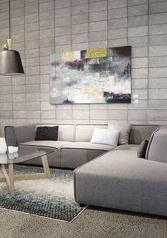 T.D.C   BoConcept Part I: Choosing a sofa