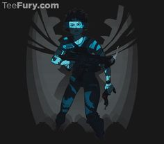 """""""Ripley Hunt"""" by arkade is available. Get yours here: http://www.teefury.com/?utm_source=pinterest&utm_medium=referral&utm_content=ripleyhunt&utm_campaign=organicpost"""