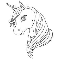 Unicorn Coloring Pages Unicorn Coloring Pages Unicorn Drawing