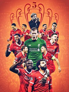 Anfield Liverpool, Liverpool Football Club, Messi, Liverpool You'll Never Walk Alone, Squad Photos, Egyptian Kings, Liverpool History, Football Art, Web Design Services