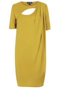 drape tee dress. This would be cute to wear while pregnant