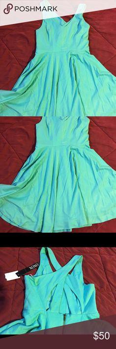 XOXO SIZE 13/14 flare summer dress NWT XOXO Dresses Mini