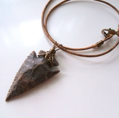 wire wrapped arrow heads - Google Search