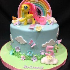Its a My Little Pony birthday for 5 yr old Britney!!!! . So cute and so sweet!!! Its a fondant covered vanilla cake with strawberry filling. Sooooo yummy !! #fondantcake #fondant #lovecake #artisticcakedesigns1 #cake #mylittleponycake #mylittleponyparty #fluttershycake #birthdaycake #cakedecorating #cakeboss #cakes #cakeart #cummingga #forsythcountyga