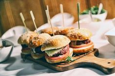 Gourmet Burgers evening food - photo by Steve Gower Photography